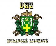 Moravské Lieskové - logo