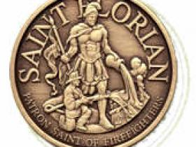4. máj sviatok sv. Floriana - den všetkých hasičov .