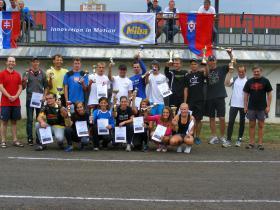 5. kolo Slovenskej ligy v Hasičskej stovke vo Velkom Lapáši