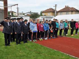 Súťaž dobrovoľných hasičov v Poprade - aj u žien padol slovenský rekord