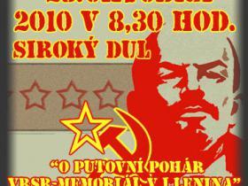 Súťaž memorial V. I. Lenina sa tento rok nekoná.