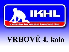 Upršané  4. kolo IKHL vo Vrbovom