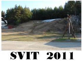 Súťaž do kopca SVIT  2011.
