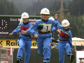 4.ročník halovej súťaže mladých hasičov v Sp. Sobote.