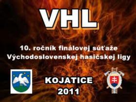 Finálová súťaž VHL.
